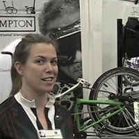 Katharine Horsman of Brompton Bicycle