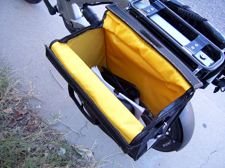 Optional Pannier for the A2B Metro