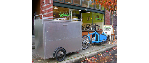 Surly Bill Bike Cargo Trailer