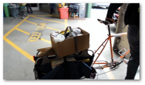 Xtracycle Cargo Bike